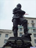 Image for Major-General Charles G Gordon Statue - Victoria Embankment, London, UK