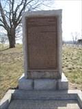 Image for Gettysburg Address Monument -- Leavenworth Natl. Cem., Leavenworth KS