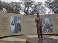 Image for JFK Gave Last Speech Here - Fort Worth, TX, USA