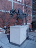 Image for New statue unveiled in downtown Kansas City - Kansas City, Mo.