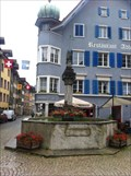 Image for Marktplatzbrunnen - Laufenburg, AG, Switzerland