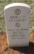 Image for PVT Edward Pengally, USA -- Fort Leavenworth National Cemetery, Fort Leavenworth KS