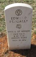 Image for PVT Edward Pengally, USA -- Fort Leavenworth National Cemetery, Fort Leavenworth KS