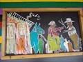 Image for Black Art Center Mural - Huntsville, TX