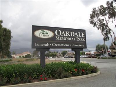Oakdale Memorial Park - Glendora, CA - Worldwide Cemeteries