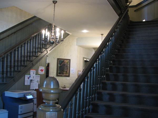 Split Staircase