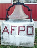 Image for Bell for the Albany (IL) Fire Protection District