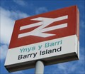 Image for Barry Island - Railway Station - Vale of Glamorgan, Wales.