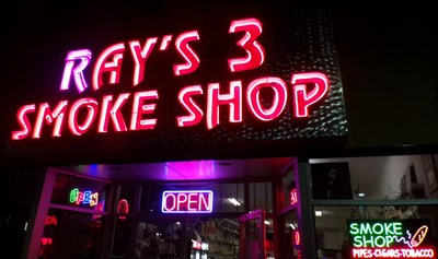 Ray's Smoke Shop - Albuquerque