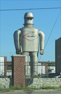 Image for Giant Duct Man - Cincinnati, Ohio