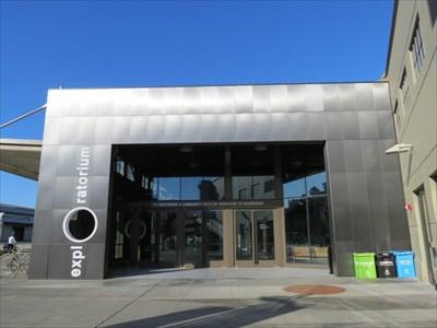 Exploratorium Main Entrance, San Francisco, CA