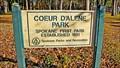 Image for Coeur d'Alene Park Playground - Spokane, WA