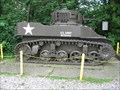Image for M5A1  Light Tank   Bedford Ohio USA