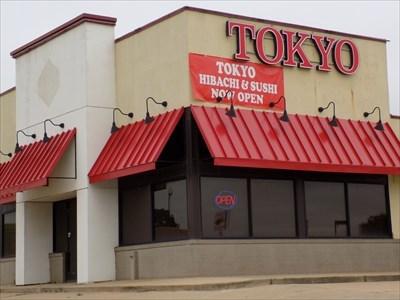 Tokyo Guthrie Ok Japanese Restaurants On Waymarkingcom