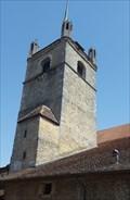 Image for Bell Tower of the Eglise Réformée Sainte-Madeleine - Avenches, VD, Switzerland