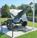 Image for Howitzer Field Gun - Shankill Memorial Park, Belfast, Northern Ireland.
