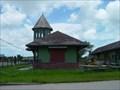 Image for Dickinson Station of the Galveston, Houston, & Henderson Railroad Co