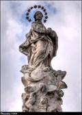Image for Immaculata at Plague Column / Immaculata na morovém sloupu - Ledec nad Sázavou (Vysocina)