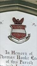 Image for Thomas Hooke Esq. - St James the Great - Norton juxta Kempsey, Worcestershire