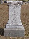Image for W.E. Tucker - Perryman Cemetery - Forestburg, TX