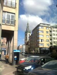 Telefonni automat, Praha, Lipova ulice
