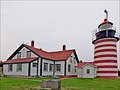 Image for Yankee magazine names West Quoddy lighthouse the best