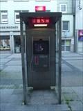 Image for Telefonzelle Kortumstr. 70, Bochum, NRW, Germany