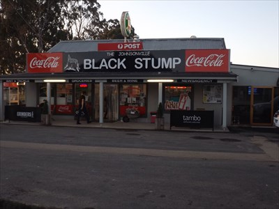 Without the Black Stump