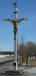 Image for Une belle croix de chemin-St-Paul d'Abbotsford-Québec,Canada