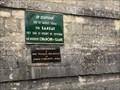 Image for Plaque Commémorative de l'Occupation - Sanxay, Nouvelle Aquitaine, France