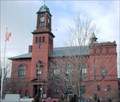 Image for Claremont Opera House Clock  -  Claremont, NH