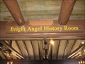Image for Bright Angel History Room - Grand Canyon National Park, AZ