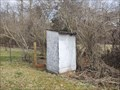 Image for Gravelly Hill Church Outhouse ~ Scott County, Virginia - USA.