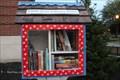 Image for Little Free Library, Needham Center - Needham, MA