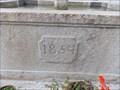 Image for Kašna na nádvorí - 1854 -  Bavorov, okres Strakonice, CZ