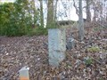 Image for Survey Stone Boundary Marker - Suffield, CT and Agawam, MA