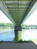 Image for OLDEST - Bridge over the Rhine at Koblenz, Rheinland-Pfalz, Germany