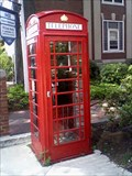 Image for Red Telephone Box - Manchester, NH