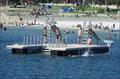 Image for Sorrento Quay diving platform - Hillarys, Western Australia