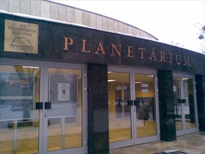 Planetarium Budapest - Népliget, Hungary