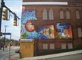 Image for Elizabeth St, Hazelwood neighborhood, Pittsburgh, Pennsylania