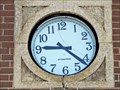 Image for Post Office Clock - Creston, BC