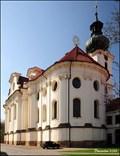 Image for Basilica of St. Margaret in Prague-Brevnov / Bazilika Sv. Markéty v Brevnove