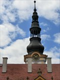 Image for Chateau Clock - Decin, Czech Republic