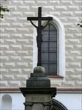 Image for Churchyard cross - Bruntál, Czech Republic