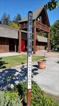 Image for San Tomas Episcopalian Church Peace Pole  - Sunnyvale, CA