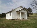 Image for Hudie One-Room School - Carroll County, AR USA