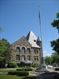 Image for Memorial Flagpole - Newton, MA