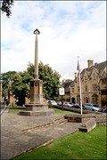 Image for First World War Memorial, Chipping Campden, Gloucestershire, UK