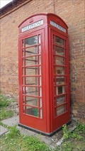 Image for Red Telephone Box - Derby Lane - Shirley, Derbyshire